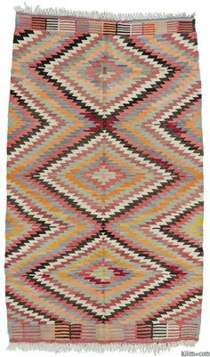 Vintage Kilim Rugs | Kilim Rugs, Overdyed Vintage Rugs, Hand-made Turkish Rugs, Patchwork Carpets by Kilim.com
