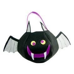 Goofy Bat Trick or Treat Bag - Emerson Sloan