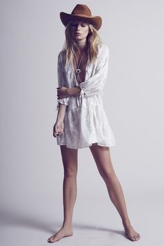 WILD HEART MINI DRESS