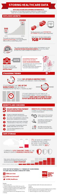 Health Care Data Storage Infographic Fitness Infographics