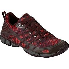 The North Face Womens Litewave Ampere  Deep Garnet Red Triangle Party Print Melon Red 10 >>> Want to know more, click on the image.(This is an Amazon affiliate link and I receive a commission for the sales)