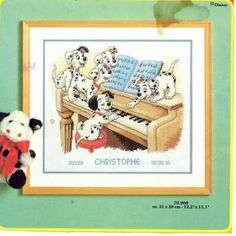 101 Dalmatians -piano 1 of 9