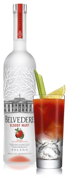 Belvedere Vodka bloody mary - Google Search