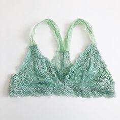 88dae738ef9914 Sage Back Lace Racerback Bralette – 1215 Clothing