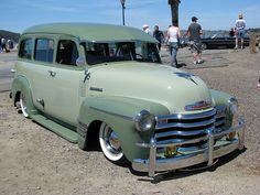 1952 Chevrolet Suburban ★。☆。JpM ENTERTAINMENT ☆。★。