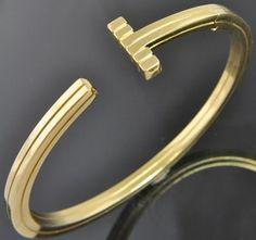 Tom Ford T Bracelet - the ultimate bracelet envy, but in silver.