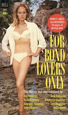 150 For Bond Lovers Only Dell065 by macavityabc, via Flickr