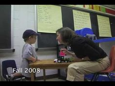 ABA Autism Classroom Case Study 2008 - Applied Behavior Analysis (ABA) is used in this classroom curriculum to teach children along the Autism spectrum. This case study documents several classes of autistic children over the course of one school year to document each classroom's effectiveness in the student's academic and social development. ABA Autism Case Study