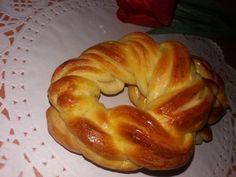 Covrigi polonezi - NoiInBucatarie French Toast, Brunch, Rolls, Breakfast, Food, Pretzel Bun, Bakken, Morning Coffee, Buns