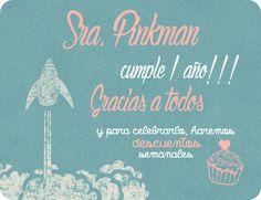 Sra. Pinkman: ¡Cumpleaños feliz!