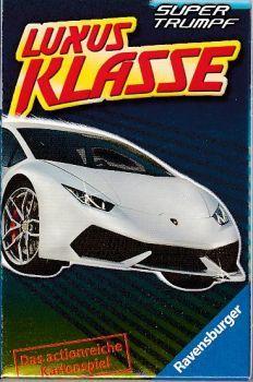 RZOnlinehandel - Luxus Klasse - Super Trumpf Quartett Super, Ravensburger, Sports, First Grade, Luxury, Hs Sports, Sport