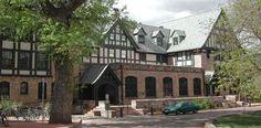 Colorado College, Colorado Springs, CO Colorado College, Life List, Colorado Springs, Colleges, New Homes, Cabin, Mansions, History, House Styles
