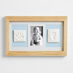 i love this baby keepsake kit. must make this with my little girl Avery for momma as a gift.