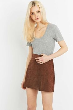 Urban Outfitters Slim-Fit T-shirt