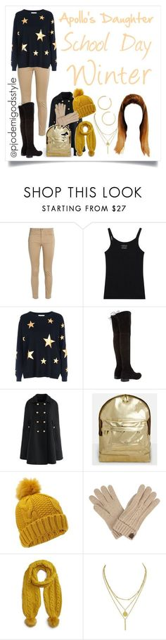 """Apollo's Daughter Winter #3"" by misszizzentyu ❤ liked on Polyvore featuring Acne Studios, Velvet by Graham & Spencer, Red Herring, Stuart Weitzman, Chicwish, Missguided, Miss Selfridge, DUBARRY and BaubleBar #stuartweitzmanvelvet"