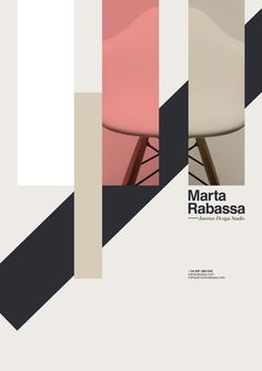 Marta Rabassa / Brand Identity on Behance Brand Identity, Branding, Lightroom, Photoshop, First Plane, Multimedia Artist, Interior Design Studio, Architectural Elements, New Experience