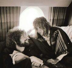 Vintage Stevie and Lindsey