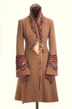orterstrom.com - idea to save my old camel coat......