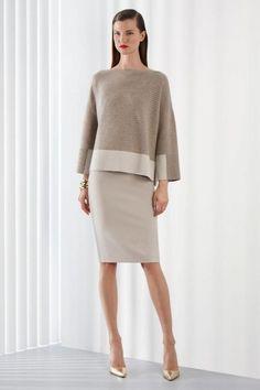 9f233150671 20 стильных образов для деловых леди St John Dresses