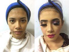 Different look makeup . Half by me and friends #makeupforfun #pengantin #adat #aceh #gayo #pengantinnusantara #indonesia #beautiful #bride #makeuppengantin #jasamakeup #makeup murah #muamedan #flawlessmakeup #thepowerofmakeup