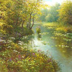 gerhard_neswadba_waterlillies2.jpg (1684×1686)