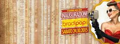Sabato 24 ottobre 2015 all'Ecu Rimini tornano le feste del Bradipop. Una nuova stagione di concerti, Deejay set e tanto divertimento.