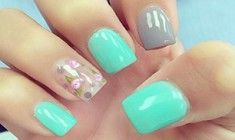 24 Cute Nail Art Designs