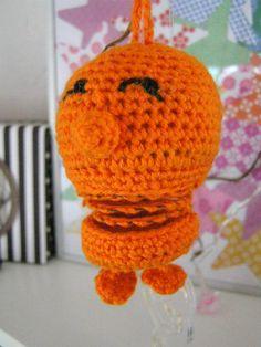 Crochet a Hoptimist! Hækleopskrift - Hæklemist