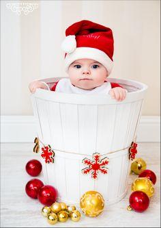 Santa baby , Christmas baby  www.photographersdublin.ie