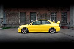 Yellow Evo 9 https://www.facebook.com/coolcarscovers