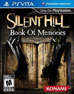 Silent Hill: Book of Memories - PlayStation Vita: Video Games