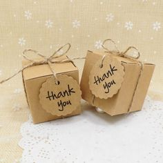 gift on sale at reasonable prices, buy Kraft Paper Wedding Candy Box with Thank You Tag decoracion vintage rustic wedding supplies wedding gifts for guests from mobile site on Aliexpress Now! Wedding Favors And Gifts, Coffee Wedding Favors, Wedding Candy Boxes, Homemade Wedding Favors, Creative Wedding Favors, Vintage Wedding Gifts, Rustic Wedding Favors, Unique Wedding Favors, Wedding Decoration