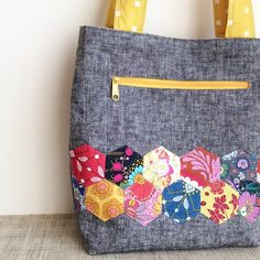 I shared the #peppertote I finished last week on the…