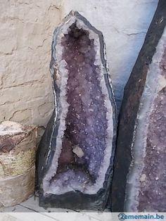 Geode amethyste de 22kg - A vendre