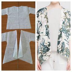 Basic outerwear pattern.
