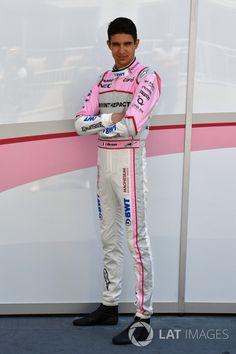 Esteban Ocon, Sahara Force India at Azerbaijan GP High-Res Professional Motorsports Photography Grand Prix, Circuit Paul Ricard, Eddie Jordan, F1 2017, Force India, F 1, Champion, Racing, People