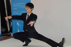 フィギュアスケート・羽生結弦選手がソチオリンピック日本代表に内定。ANAソチオリンピック日本代表応援記者会見を羽田空港で開催しました  http://www.ana-pr.jp/2013/12/1225/
