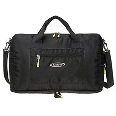 G4Free 16 Foldable Small Duffle Bag Lightweight for Sports Gym Luggage Shopping *** Read more  at the image link.