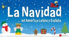 Aquí tienes una presentación con imágenes y audio para aprender todo lo necesario sobre la Navidad en América Latina y España.
