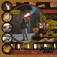 Indiana Jones Epic Stunt Spectacular - Page 3 - MouseScrappers.com
