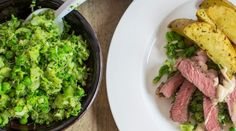 Nadia Lim: Steak and chips with a twist | Stuff.co.nz