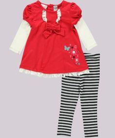 Little Bitty Baby-girls Infant Legging Set With « Clothing Impulse