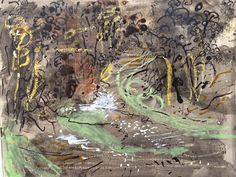 View Eastern Priory by John Piper on artnet. Browse more artworks John Piper from Beaux Arts. Contemporary Landscape, Landscape Art, Landscape Paintings, John Piper Artist, John Minton, Paintings For Sale, Printmaking, Woodland, Original Artwork