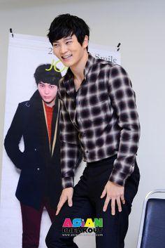 140119 Joo Won Exclusive Interview in Thailand