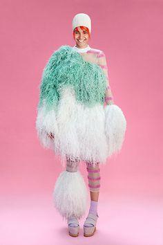 Neptune's daughter by Cassandra Verity Green #fashion