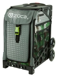 af20df13a9d3 Zuca Bag Paintball (Black Frame) by ZUCA.  150.00. The theme is paintball
