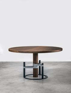 #PADParis Contemporary design. «EXO» Table, Grégoire de Lafforest, 2014. Gosserez Gallery. Photo by Jerome Galland.