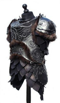 Kraken armour by malcairion.deviantart.com on @deviantART. #Armor