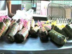 Video: Vietnam sausage in Thailand