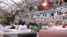 Award of Excellence for party tent rental less than 300 sq.m: A Southern Kind of Wedding